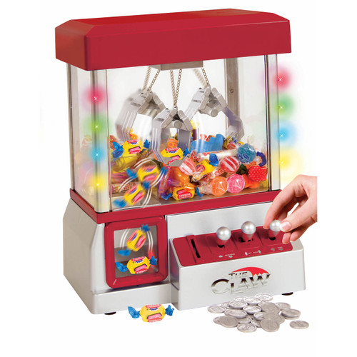 Electronic Claw Arcade Game ( 4885)