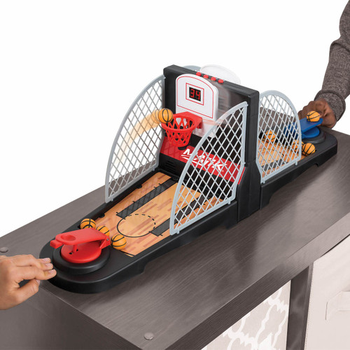 Majik Electronic Movin' Hoops Tabletop Basketball ( 1-1-29803-Q)