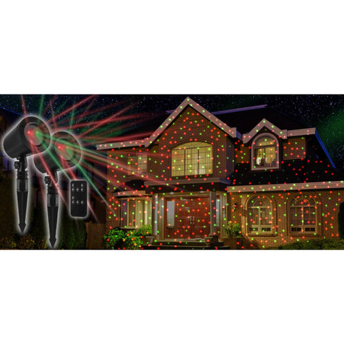 Mr. Christmas Laser Projector, 2 pk. (61511T )