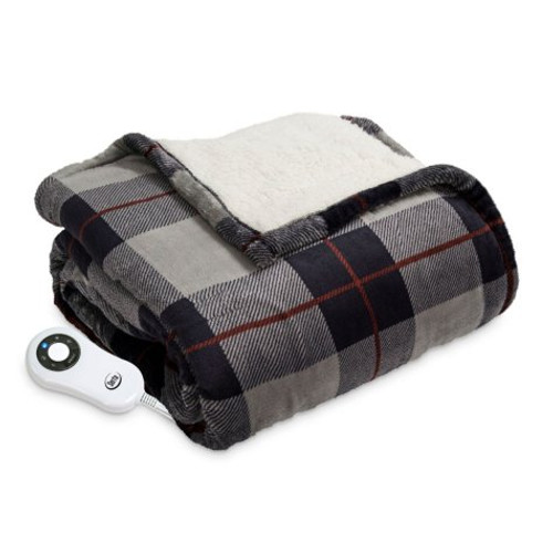 Serta Perfect Sleeper Heated Throw ( 867227)