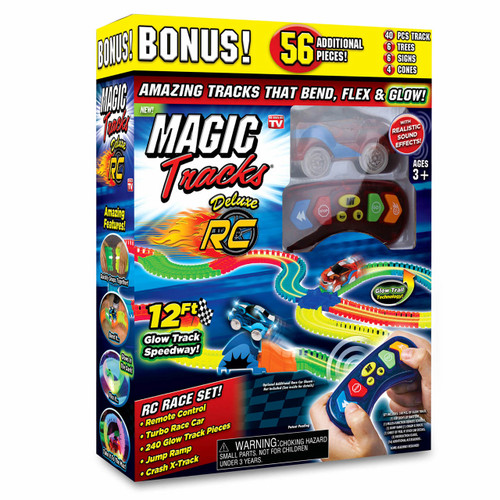 Magic Tracks Deluxe RC (RCMTB-CD6)