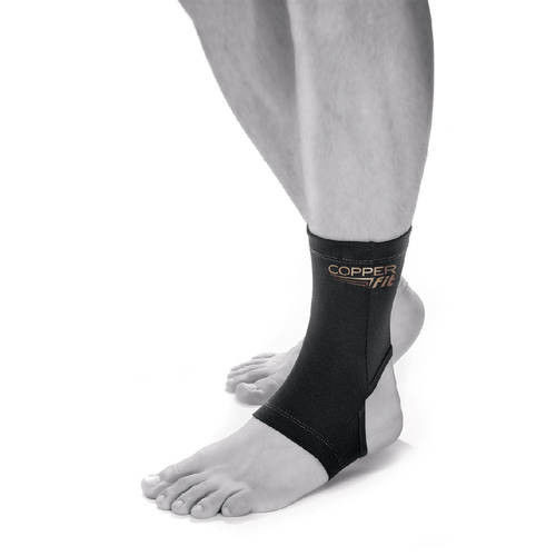 b1c403cd45 ... Copper Fit Pro Series Performance Compression Ankle Sleeve Large (  CFSPANSLL6) ...