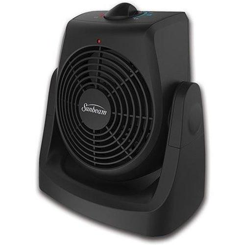 Sunbeam SFH5963M-BWM Dual Comfort Heater with Fan