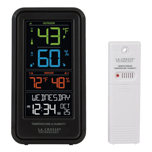 La Crosse Wireless Temperature & Humidity Station (980120137)