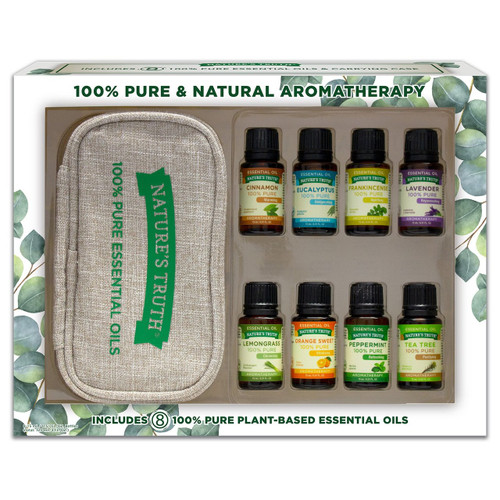Nature's Truth 100% Pure Essential Oils (8 pk.) ( 980148732)
