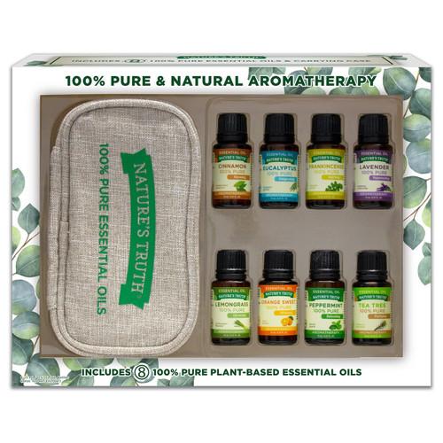 Nature's Truth 100% Pure Essential Oils (8 pk.) ( 980148732)