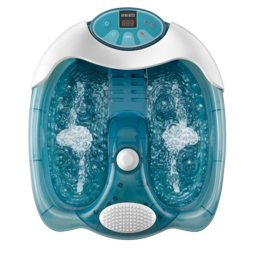 HoMedics Premier Pedicure Footbath with Heat Boost Power (HMDFB675)