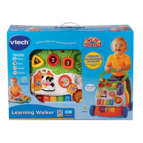 Vtech Sit-to-Stand Learning Walker ( 80-077099)