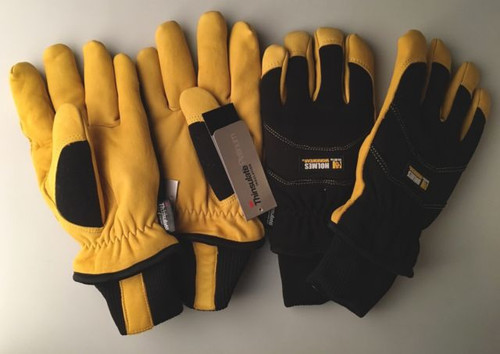 Mike Holmes Workwear Goatskin 3M Thinsulate Winter Gloves (2659)