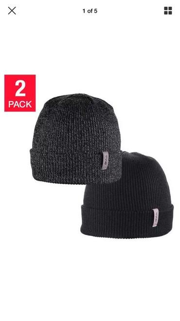 Bula Unisex Wool Blend Beanie, 2-pack ( C1280954)