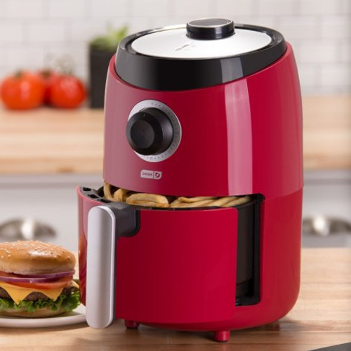 Dash Pro Compact Air Fryer (Assorted Colors) (DCAF160GBAQ)