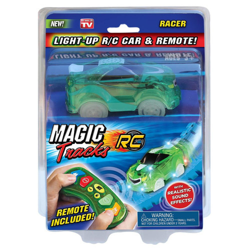 Magic Tracks Light-Up RC Car (735541117251 )