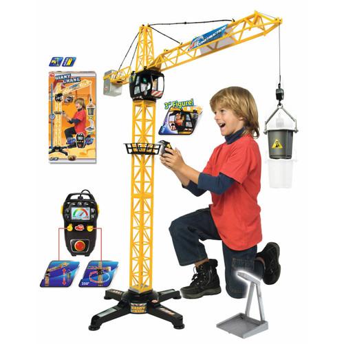 Dickie Toys Mega Remote Control Crane (203462411BJS)
