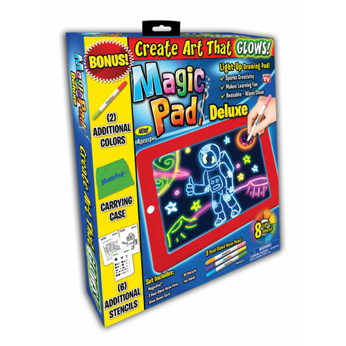 Magic Pad Deluxe (MAPADXC-CD8)
