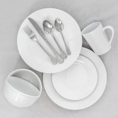 Dinnerware Collection Mix n' Match set of 4 (16 pc)