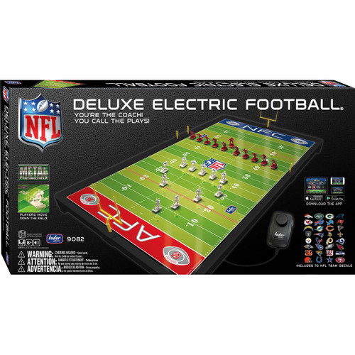 NFL Deluxe Electric Football Game (9082)