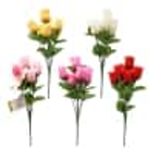Artificial Roses Selection Creative Mix n' Match any 6 (169860)