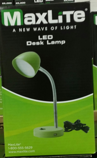 MaxiLite LED Desk Lamp (767627989988)