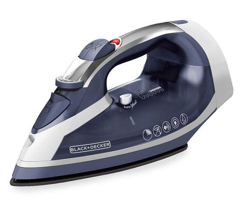 Black & Decker Xpress Steam™ Cord Reel Iron (54373)