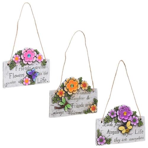 Home & Garden Plaques (283714 2)