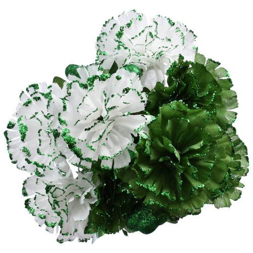 St. Patrick's Carnations/ Shamrocks Mix n' Match (262404)