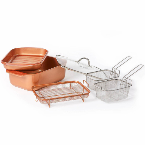 Copper Chef 14-in-1 Multi-Cooker Wonder Cooker