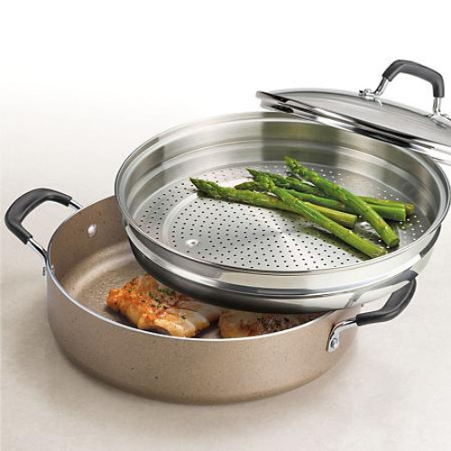 Tramontina 5.5 Quart Nonstick Everyday Pan (980138653)