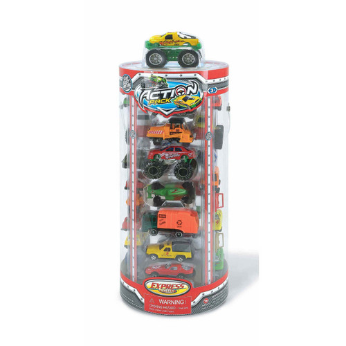 Express Wheels 40-Pc. Action Pack in a Tube (44006PDQ)