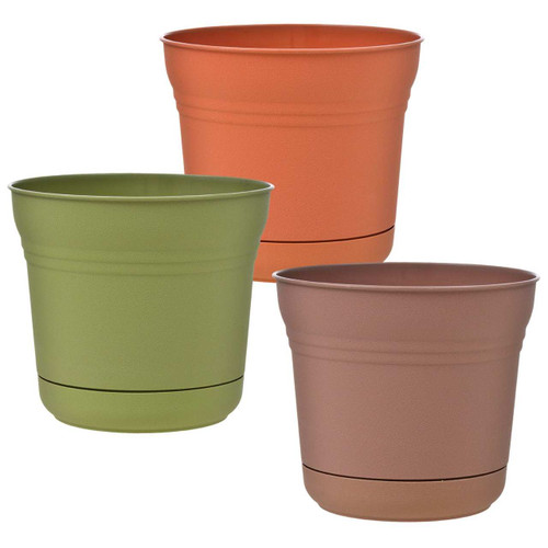 Outdoor Colorful Planter Mix n' Match and Save More