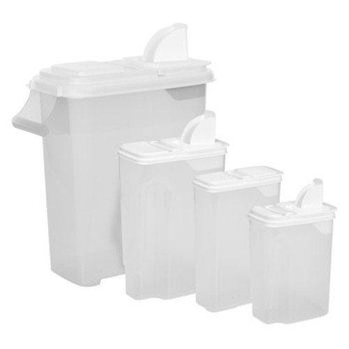 Buddeez 8-Pc. Bag-in All-Purpose Food Storage Set