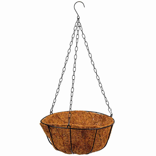 Hanging Wire Basket with Liners (106625)