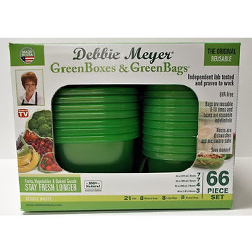 Debbie Meyer 66-Pc. Food Storage Set