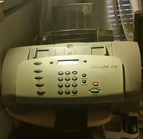 Lexmark X125 All-In-One Inkjet Printer (X125)