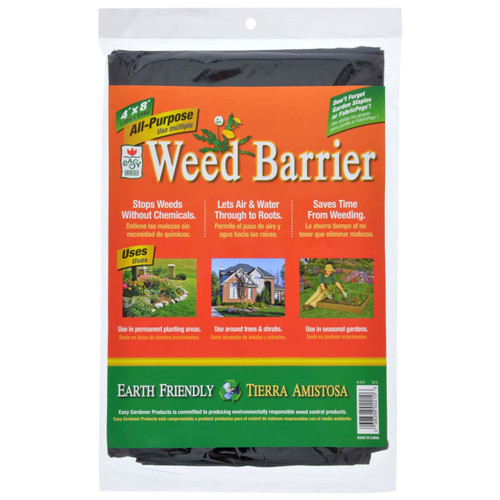 Easy Gardener All-Purpose Weed Barriers, 4x8 ft. (151274)