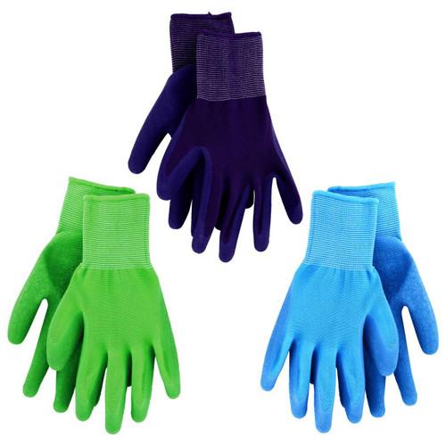 Coated Garden Gloves Mix n' Match (164072)