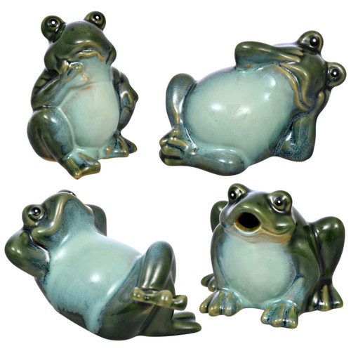 Frogs, Frogs, and More Frogs Garden Decor (262588)