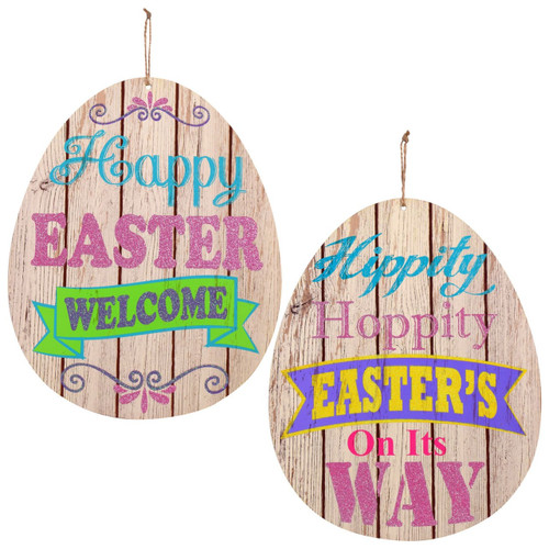 Easter Wall Decorations Mix n' Match (247921)