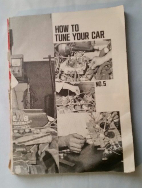 Vintage Petersen's how to tune your car
