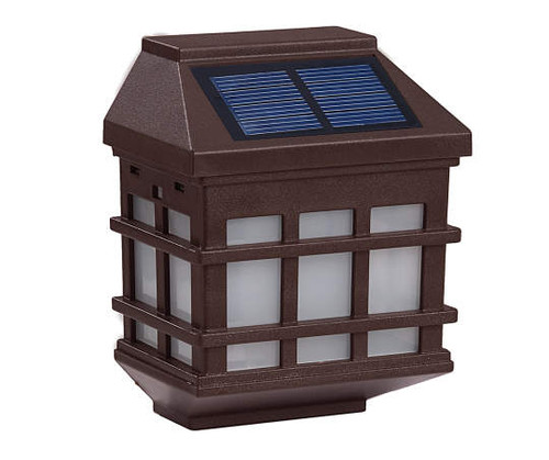 Solar Deck & Fence Post Lights Mix n' Match for Additional Savings (70205 )