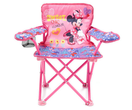 Minnie Mouse or Frozen Fold-N-Go Chair (42884)