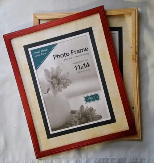 Photo Frame 11x 14 set of 2 Clearance (1114)
