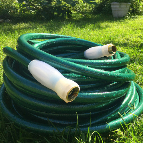 Flextreme Contractor Grade Lawn, Garden Hose 5/8 inch Diameter 100 ft length