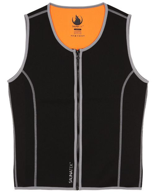 SaunaTek Neoprene Slimming Vest Men's or Women's  (m)