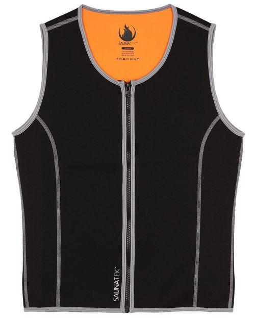 SaunaTek Neoprene Slimming Vest Men's or Women's  (m)