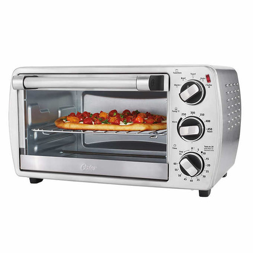 Oster Stainless Steel Counter Top Convection Oven (TSSTTVCG05)