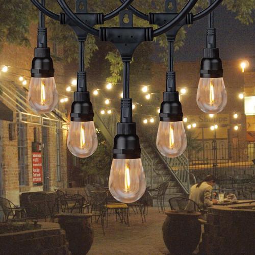 Honeywell 36' Commercial-Grade LED Indoor/Outdoor String Lights (980116635)