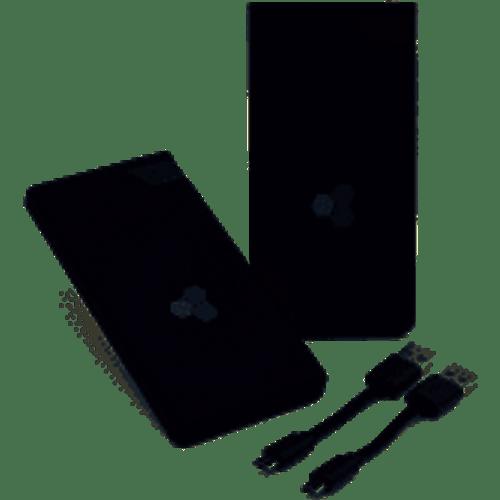 Honeycomb Concept Green DASH50 Portable Charger, 2 pk. (DASH50S)