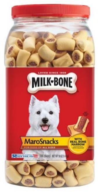 Milk-Bone MaroSnacks Small Dog Snacks, 50 oz. (520300 )