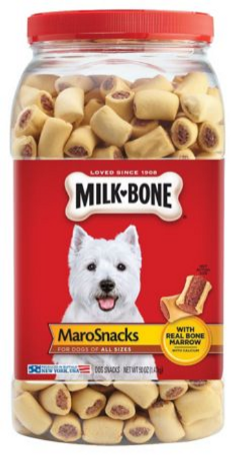 Milk-Bone MaroSnacks Small Dog Snacks, 50 oz. (520300 )