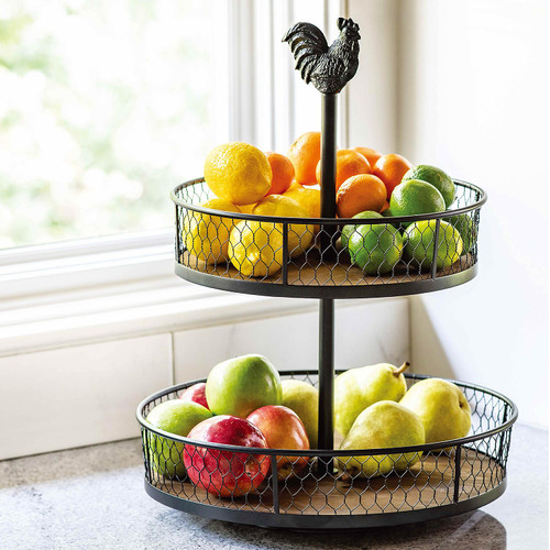 Revolving 2 tier Stand /Serving choose from 2 styles (980173938)